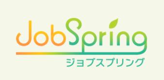 ジョブスプリング ロゴ